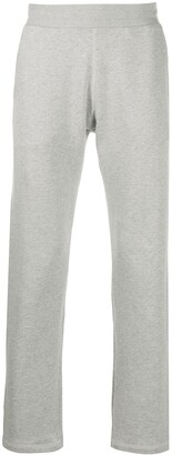 Canali Straight-Leg Elasticated Waist Track Pants