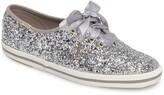 Kate Spade Keds(R) For Keds(R) x glitter sneaker