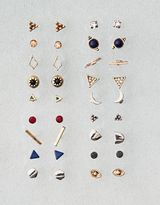 American Eagle Outfitters AE 18-Pack Stud Earrings