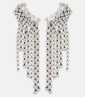 Isabel Marant A Wild Shore crystal earrings
