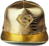 AlwaysBling® Hip Hop Alligator Pattern Unisex 4 Colors Diamond Tag Baseball Cap