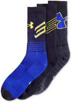 Under Armour Men's 3-Pk.HeatGear Socks