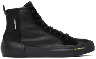 Diesel Black S-Dese ML Sneakers