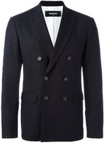 DSQUARED2 pinstripe double breasted blazer