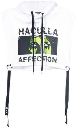 Affection Crop Top Hoodie