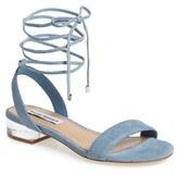 Steve Madden Women's 'Carolyn' Lace-Up Sandal