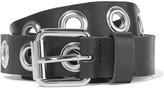 MM6 MAISON MARGIELA Embellished leather belt
