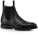 Loake Black Leather Chelsea Boots