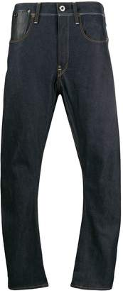 G Star Research C tapered jeans