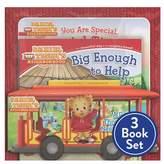 Simon & Schuster Daniel Tiger's Neighborhood 3-book Pack.