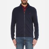 Polo Ralph Lauren Men's Rib Cotton Jacket Cruise Navy