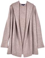 Cashmerism - Hoodie Buttonless Coat