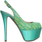 Ernesto Esposito 145mm Shiny Calfskin Sandals