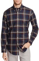 Brooks Brothers Plaid Long Sleeve Button-Down Shirt