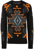 Marcelo Burlon County of Milan 'Chapelco' jumper