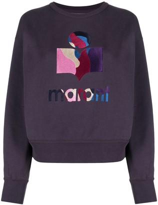 Etoile Isabel Marant Moby crew-neck sweatshirt