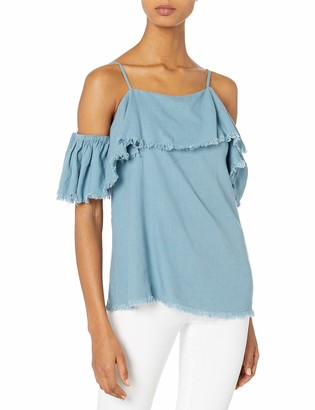 Somedays Lovin Women's Chasing The Sky Off The Shoulder Top