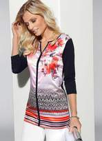 Creation L Print Tunic