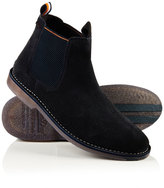 Superdry Dakar Chelsea Suede Boots
