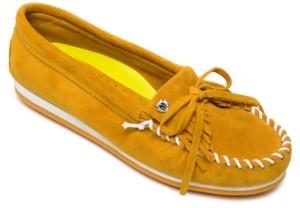 Minnetonka Women's Kilty Plus Moccasins Women's Shoes