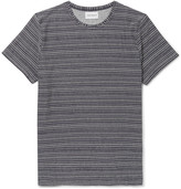 Oliver Spencer - Conduit Slim-fit Striped Cotton-jersey T-shirt