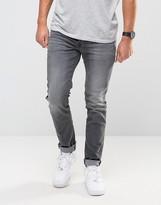 Firetrap Skinny Jeans In Grey