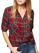 Sanctuary Plaid Shirt