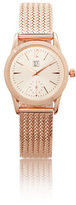 New York & Co. Woven Mesh Band Watch