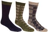 UGG Crew Sock 3-Pair Holiday Gift Set