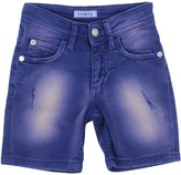 Bikkembergs Denim shorts - Item 42468964