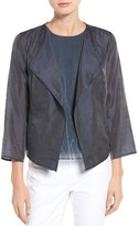 Nic+Zoe Women's Silk Party Jacket