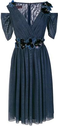 Talbot Runhof Poseidon1 dress