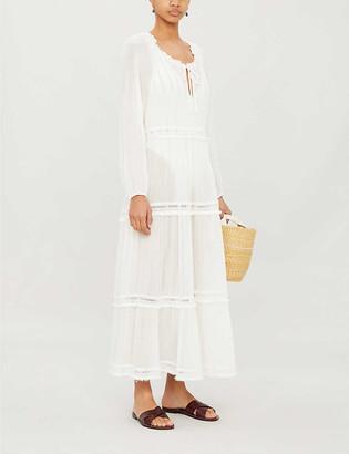 Eberjey Emery woven dress