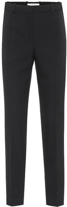 Givenchy Mid-rise slim wool pants