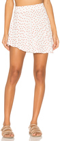 Michael Lauren Citra Flirty Mini Skirt