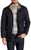 Enzo Daniel Quilted Funnel Neck Jacket