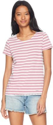 U.S. Polo Assn. Women's Short Sleeve Crew Neck T-Shirt