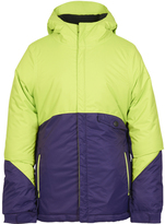 686 Violet Color Block Wendy Insulated Jacket - Girls