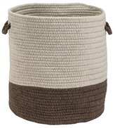 Bay Isle Home Hopseed Coastal Sunbrella Basket