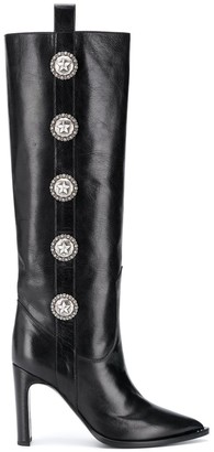 Kate Cate Princesa knee length boots