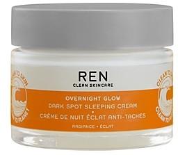 REN Overnight Glow Dark Spot Sleeping Cream 1.69 oz.