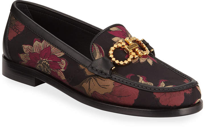 555ad68b287c1 Floral Loafers - ShopStyle
