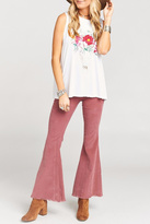 Show Me Your Mumu Kellie Pick Flare Pants