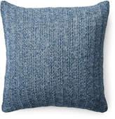 "Lauren Ralph Lauren Graydon Melange Knit Decorative Pillow, 18""Sq."