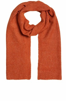 Oui Cinnamon Knit Scarf CMS