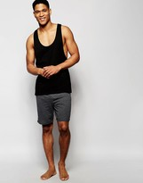 Calvin Klein Iron Strength Lounge shorts In Slim Fit