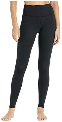 Brooks Greenlight Essential Tights (Black) Women's Casual Pants
