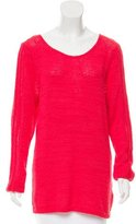 Rachel Zoe Long Sleeve Open Knit Sweater w/ Tags