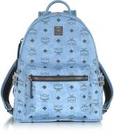 MCM Denim Small Stark Backpack