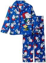 AME Snoopy Holiday PJ Set (Little Boys & Big Boys)